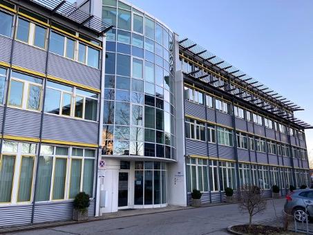 Eurecon Verlag Büro Außenansicht